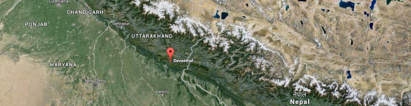 Devasthal Observatory, Uttarakhand, India